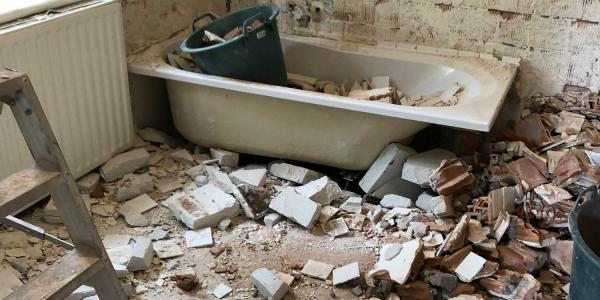Behind the scenes: een badkamerrenovatie in beeld