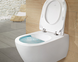 Back to wall toilet Villeroy & Boch